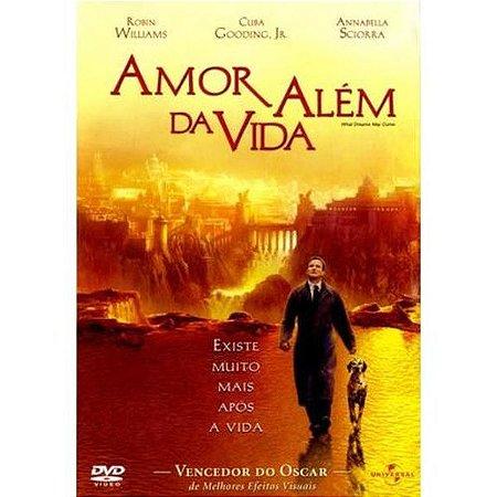 DVD - AMOR ALEM DA VIDA