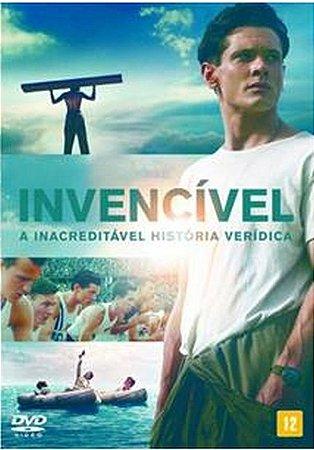 DVD INVENCÍVEL - Angelina Jolie