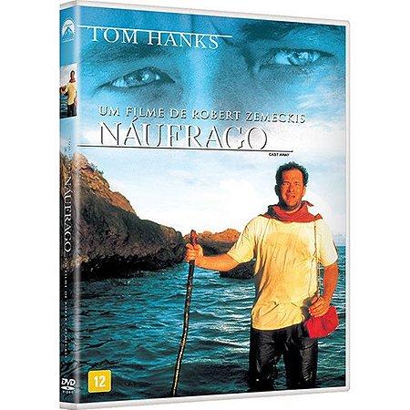 DVD - NAUFRAGO - 15o ANIVERSARIO