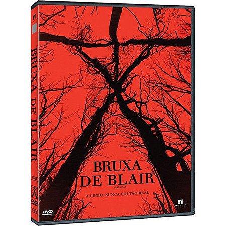 DVD - A Bruxa de Blair - A Lenda Nunca Foi Tão Real