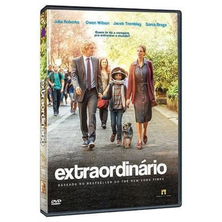 DVD EXTRAORDINARIO - Julia Roberts