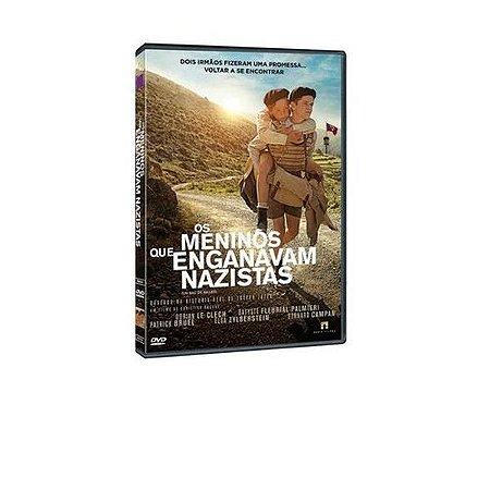 DVD OS MENINOS QUE ENGANAVAM NAZISTAS