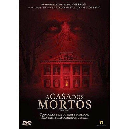DVD A CASA DOS MORTOS