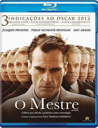 Blu-Ray O Mestre - Joaquin Phoenix
