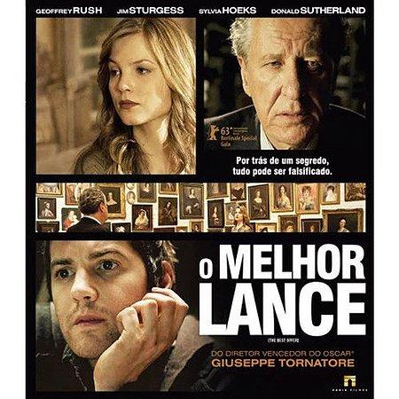 DVD O MELHOR LANCE