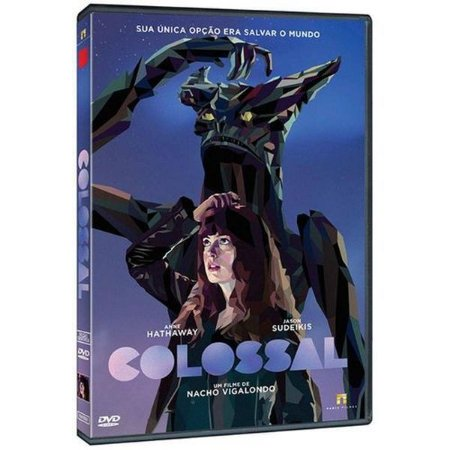 DVD COLOSSAL - Anne Hathaway