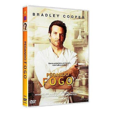 DVD PEGANDO FOGO