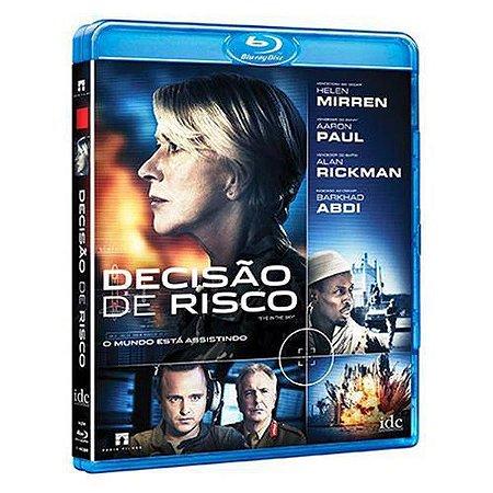 Blu-Ray DECISAO DE RISCO