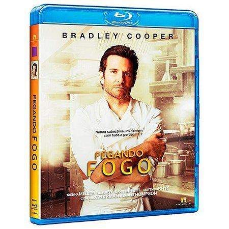 Blu-Ray PEGANDO FOGO