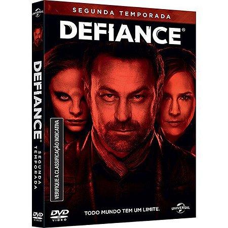 DVD - Defiance – 2ª Temporada – 3 Discos