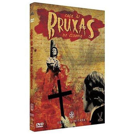 DVD Caça às Bruxas no Cinema - 2 DISCOS - VERSATIL