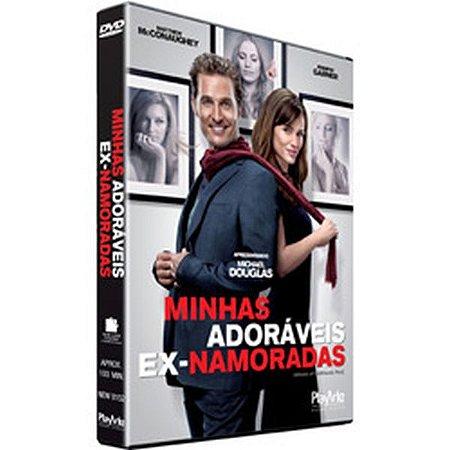 DVD Minhas Adoráveis Ex-Namoradas