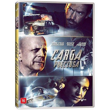 DVD - Carga Preciosa - Bruce Willis