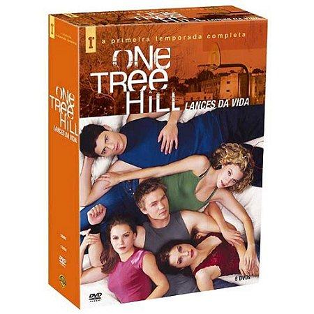 Dvd Box One Tree Hill Lances Da Vida - 1 Temporada