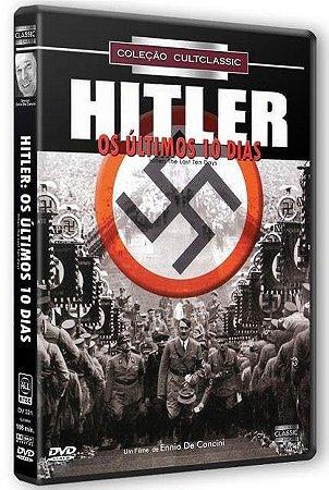 Dvd Hitler: Os Últimos 10 Dias