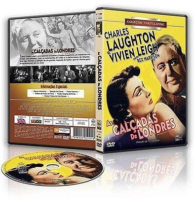 Dvd As Calçadas De Londres - Charles Laughton