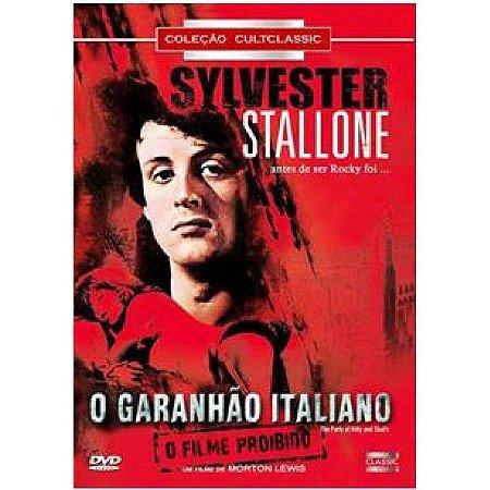 Dvd O Garanhão Italiano - Sylvester Stalone