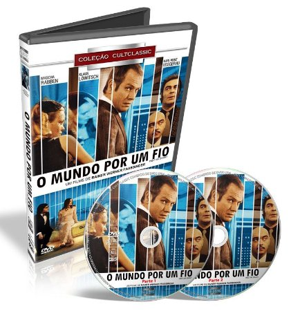 Dvd Duplo O Mundo Por Um Fio - Rainer Werner Fassbinder