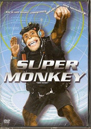 Dvd Super Monkey - Seth Adkins