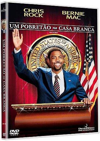 Dvd Um Pobretao Na Casa Branca  Chris Rock