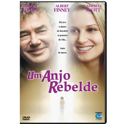 Dvd Um Anjo Rebelde - Bridget Fonda