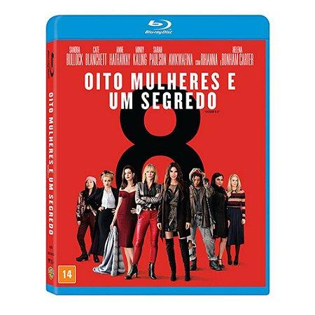 Blu-ray - Oito Mulheres E Um Segredo
