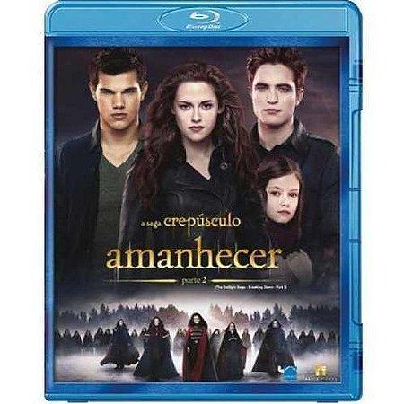 Blu ray - A Saga Crepúsculo: Amanhecer - Parte 2