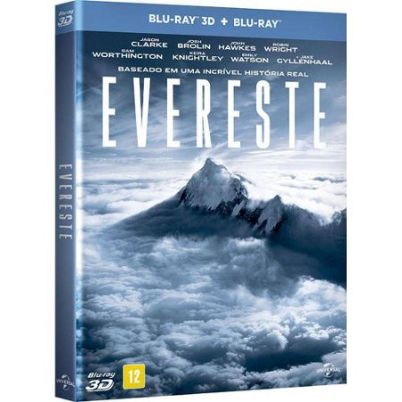 Bluray 2d + 3d  Evereste