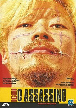 Dvd Duplo Ichi o Assassino