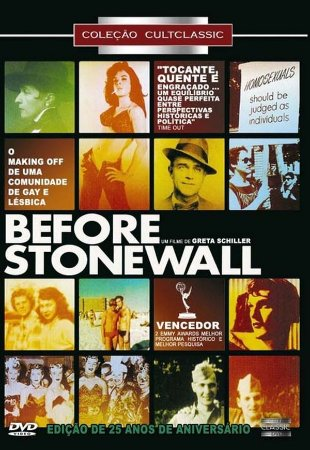 Dvd Before Stonewall