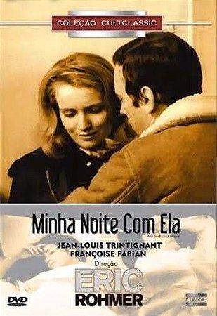 Dvd Minha Noite Com Ela - Eric Rohmer