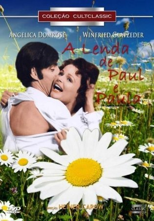 Dvd A Lenda De Paul E Paula