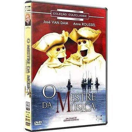 Dvd O Mestre Da Música - José Van Dam
