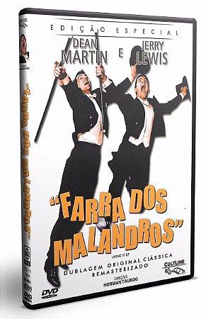 Dvd Farra Dos Malandros  Jerry Lewis