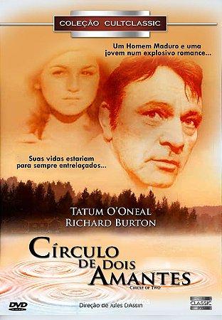 Dvd Circulo De Dois Amantes - Richard Burton