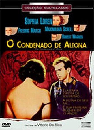 Dvd O Condenado De Altona - Sophia Loren