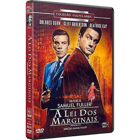 Dvd A Lei Dos Marginais - Cliff Robertson