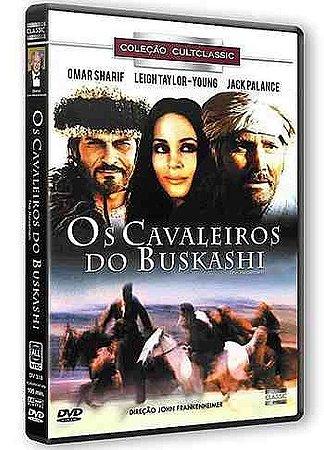 Dvd Os Cavaleiros Do Buskashi - Omar Sharif