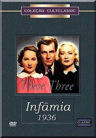 Dvd Infâmia (1936) - William Wyler