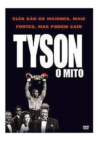 Dvd Tyson - O Mito - Uli Edel