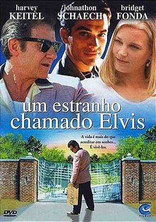 Dvd - Um Estranho Chamado Elvis -  Bridget Fonda