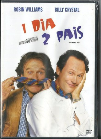 Dvd 1 Dia 2 Pais - Robin Williams