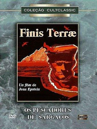 Dvd Os Pescadores De Sargaços - Jean Epstein