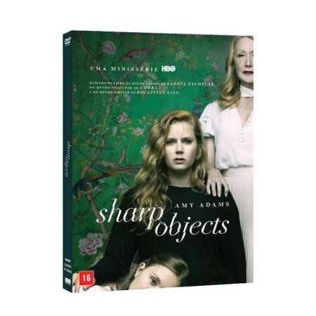 DVD Sharp Objects - 2 Discos