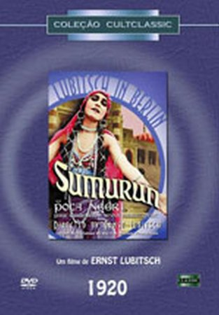 Dvd Sumurun - Ernst Lubitsch