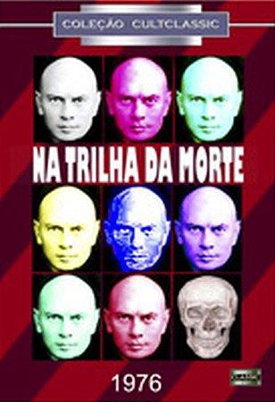 Dvd Na Trilha Da Morte - Yul Brynner