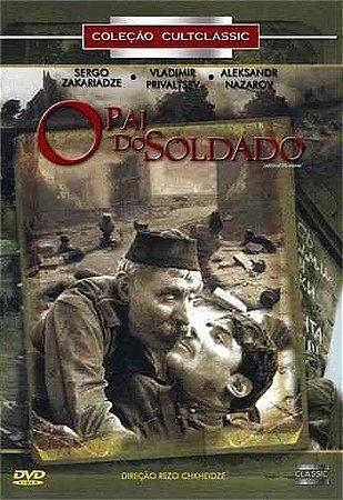 Dvd O Pai Do Soldado - Sergo Zakariadze