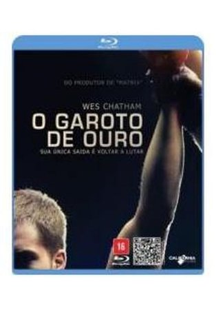 Blu Ray - O Garoto De Ouro - Wes Chatham