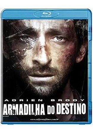 Blu ray - Armadilha Do Destino - Adrien Brody