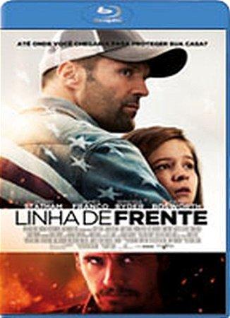 Blu ray - Linha De Frente - Jason Statham